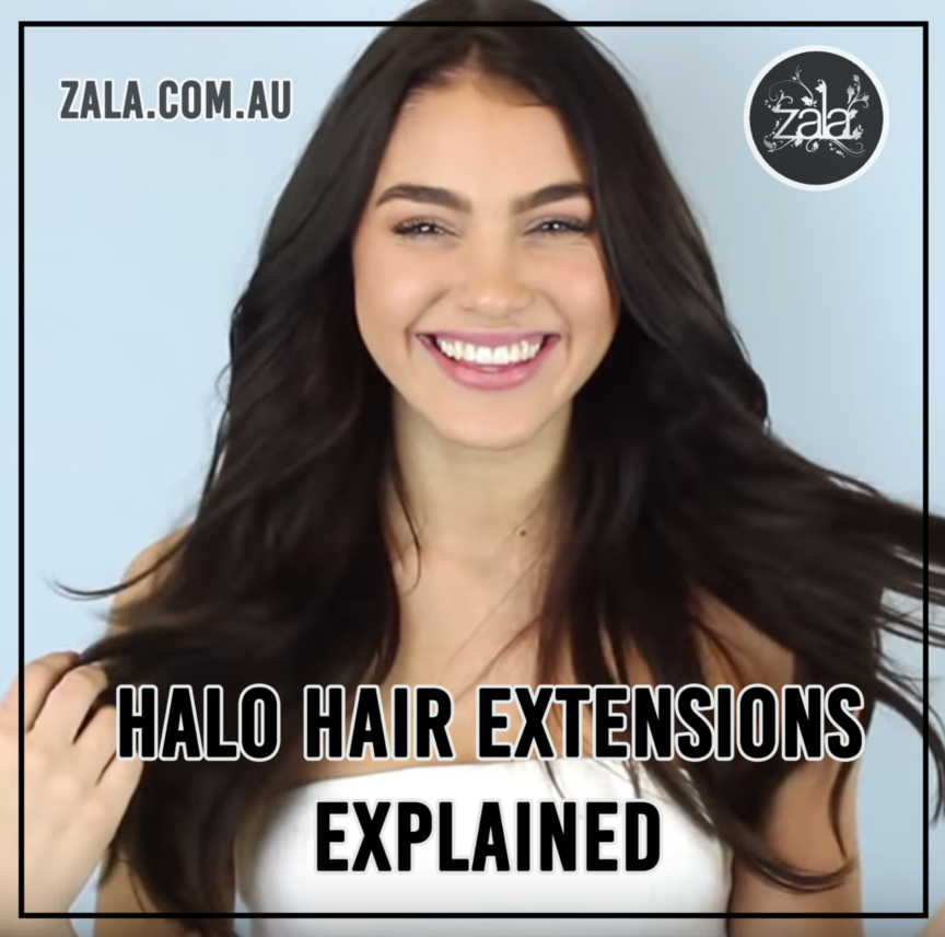 zala halo hair extensions explained