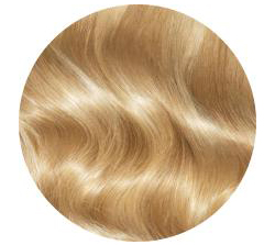 highlighted blonde hair extensions