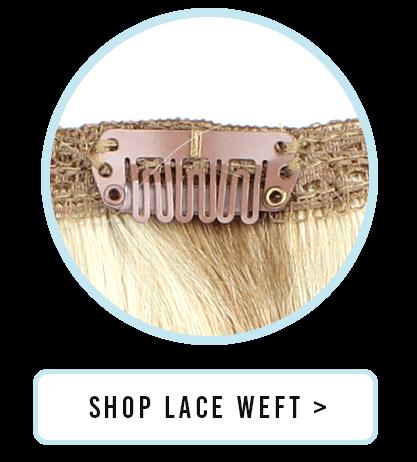 ZALA clip in hair extensions